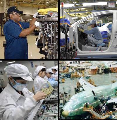 Manufacturing Revitalization Photo II